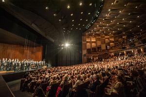 Großes Festspielhaus - Auditorium