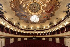 Salzburger Landestheater - Auditorium
