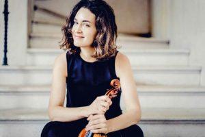Sophia Herbig Violine Mozarteumorchester