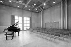Wehrle Saal, Orchesterhaus