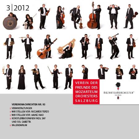 Mozarteumorchester Journal 2012-03