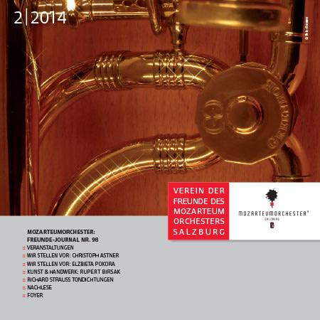 Journal 2014/02 Mozarteumorchester Salzburg