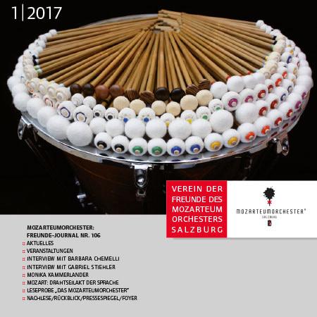Mozarteumorchester Journal 2017/01