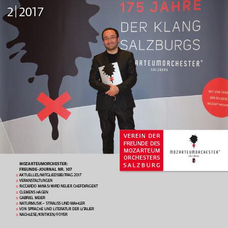 Journal Mozarteumorchester 2017/02