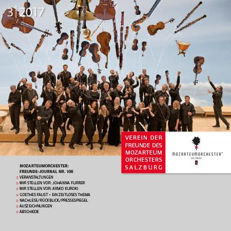 Mozarteumorchester Journal 2017