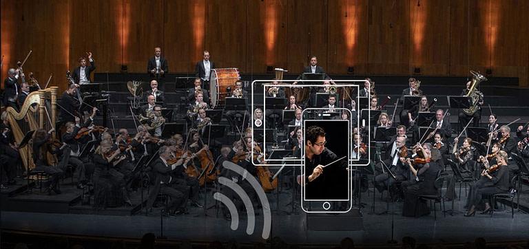 Kulturvereinigung Streaming Mozarteumorchester