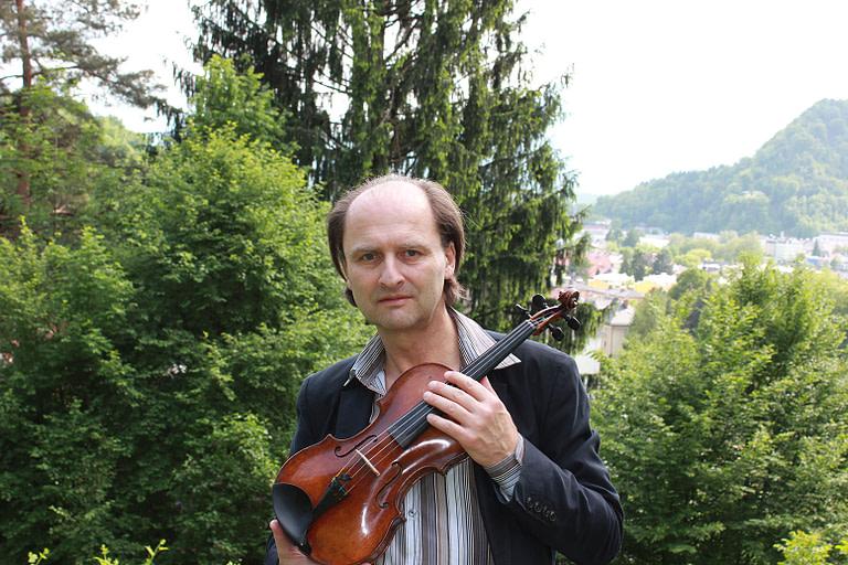 Johannes Krall Komponist Mozarteumorchester Salzburg