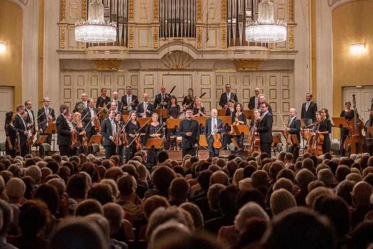 Mozarteumorchester Jörg Widmann Mozart Matinee