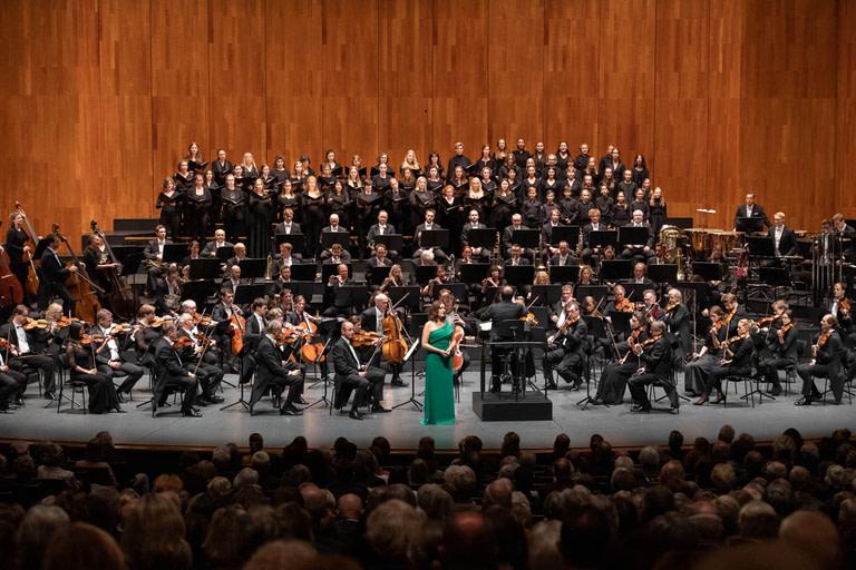 Mozarteumorchester Salzburg Mahler 3 Minsi Aldrich